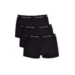 Calvin Klein Cotton Stretch Ανδρικά Εσώρουχα Boxer 3 Pack