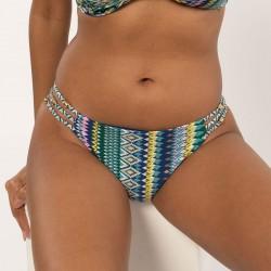 """Μαγιό Slip Bikini Με Κορδονάκια Στο Πλάι """"VERACRUZ"""" Dorina 2020"""