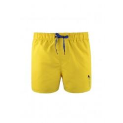 Bluepoint Μαγιό Ανδρικό Κίτρινο Σορτς Κοντό